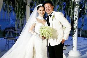 Infographic: First ten celebrity weddings of 2015 ...
