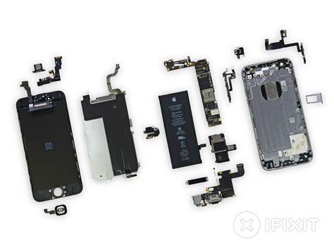 iphone  teardown reveals larger  mah battery inline