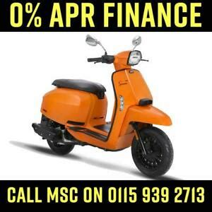 Lambretta V125 Special Picture by Lambretta V125 Special 2019 Orange Or Grey In Stock Now