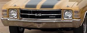 1971 Chevelle U0026 39 S Ss Option