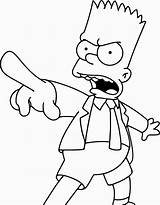 Simpsons Colere Cravate Simson Ausmalbilder Homer Lapiz Originales Donut מנדלות Uteer Poolideen sketch template