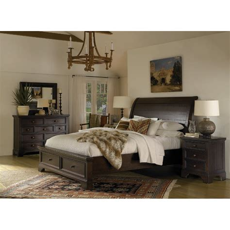 Bedroom Pieces by Bayfield 6 King Bedroom Set