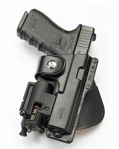 Fobus Tactical Holster With Light Fobus Glock 17 Light Bearing Holsters