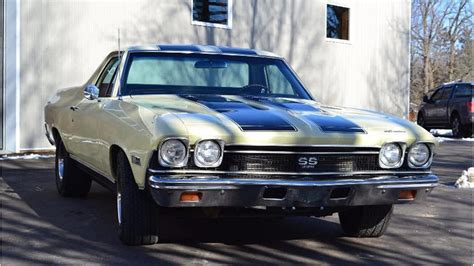 Chevrolet Ss For Sale by 1968 Chevrolet El Camino Ss For Sale Near Kenmore New