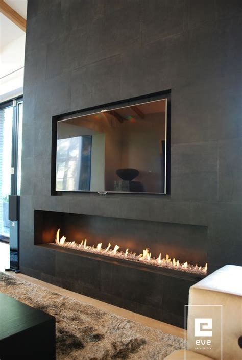 17+ Modern Fireplace Tile Ideas, Best Design Fireplace