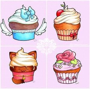 Cupcakes :3 by Chpi on DeviantArt