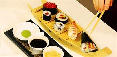 Animated Sushi Japanese Roll Gifs Halal Giphy