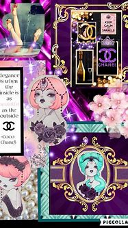 Chanel collage by @staceylangner   Occasion, Happy ...