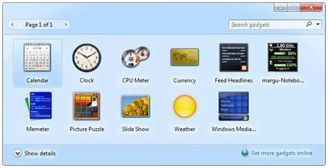 gadgets bureau windows 7 windows vista to do list gadget