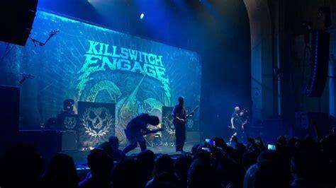 Killswitch Engage Live  London Brixton  101216 My