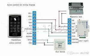 Rfid Access Control Wiring Diagram Sample