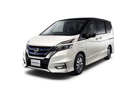 The van's size increased during the following generations. NISSAN Serena specs & photos - 2016, 2017, 2018, 2019 ...