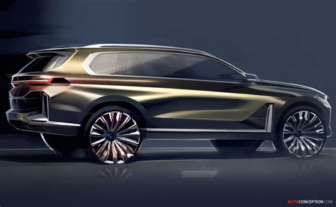 Bmw €�concept X7 Iperformance' Previews New Luxury Suv