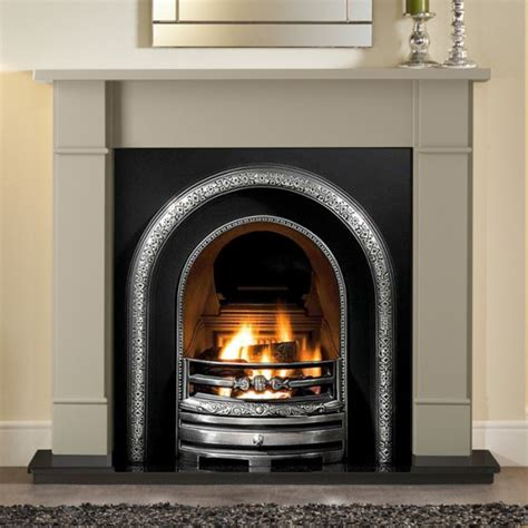 painting cast iron fireplace white gallery forano 51 quot chatsworth grey fireplace with lytton