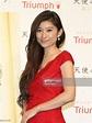 Actress / Singer Ryoko Shinohara attends the Triumph press ...