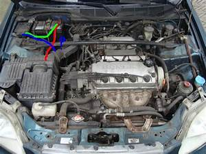 Honda Civic Under Hood Fuse Box Missing Wires