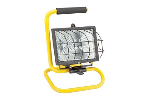 portable halogen work light portable halogen shop light