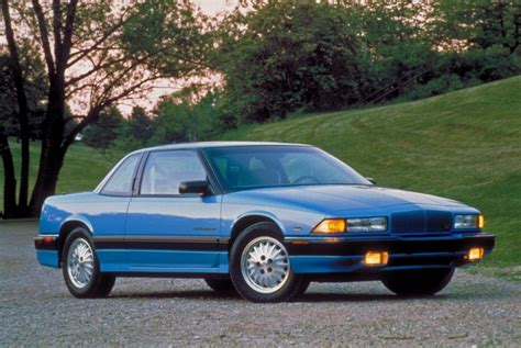 Buick Regal 1988 by Buick Regal 3 8 1988 Auto Images And Specification