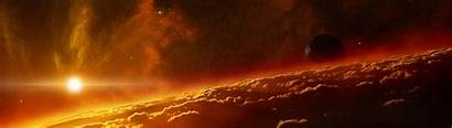 Widescreen Ultra Wide Wallpapers 4k Space Planets