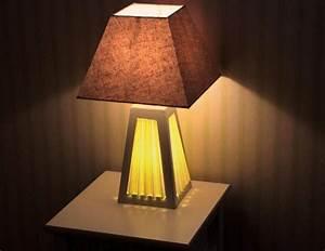 Fabriquer Une Lampe De Chevet : comment fabriquer une lampe de chevet fabulous comment ~ Zukunftsfamilie.com Idées de Décoration