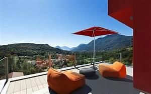 Solde Parasol Déporté : le parasol de balcon en 50 variantes ~ Preciouscoupons.com Idées de Décoration
