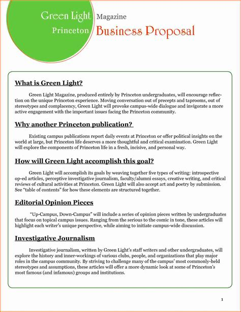write  business proposal sample project proposal