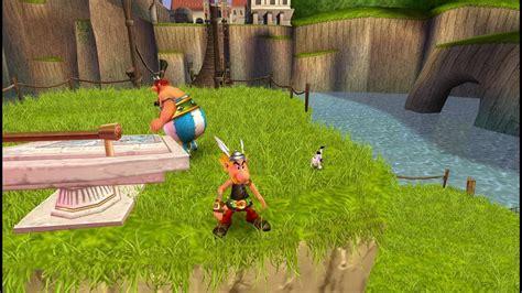 asterix obelix xxl  p widescreen gameplay pc