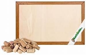 Whiteboard Selber Bauen : nett kork board mit holzrahmen ideen bilderrahmen ideen ~ Markanthonyermac.com Haus und Dekorationen