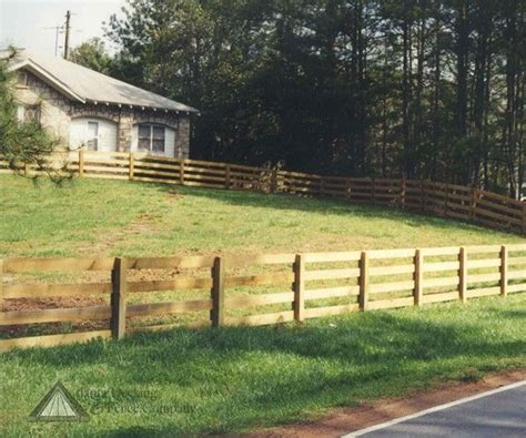 wood split rail fence designs wood rail fences designs custom fences in atlanta rail fences fences pinterest rail