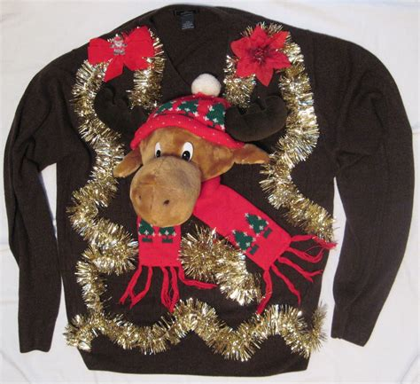 20 ugly christmas sweater ideas for this christmas