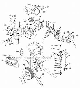 Graco 249917 Parts List And Diagram