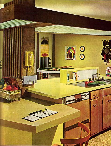 A Look At 1960′s Interior Design  Art Nectar