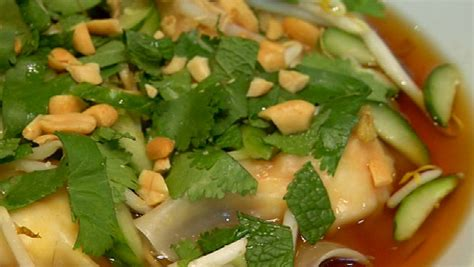 bfmtv cuisine cuisinez fêtes les ravioles aux langoustines