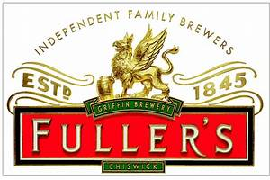 fuller smith and turner griffin plc beerpulse With brewery logo maker