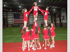 HS Cheerleading Innovation Academy Charter School
