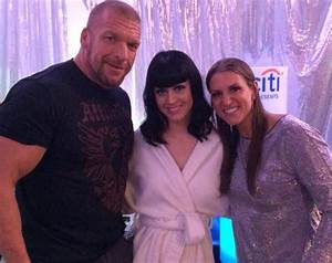 The Game with his wife and Katy Perry | WWE | Pinterest ...