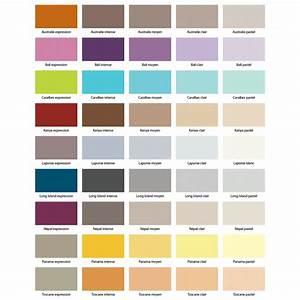 Des Couleurs Pastel : peinture couleurs du monde 2 5 l dulux valentine peinture discount ~ Voncanada.com Idées de Décoration
