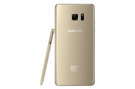 galaxy note 7 coming back as galaxy note fan edition
