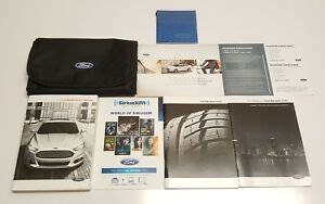 ford fusion navigation system owners manual  se