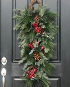 Christmas Wreaths Front Door