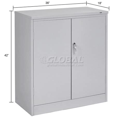 counter high metal storage cabinet cabinets wall mount counter height tennsco counter
