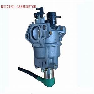 Champion Generator Carburetor Diagram