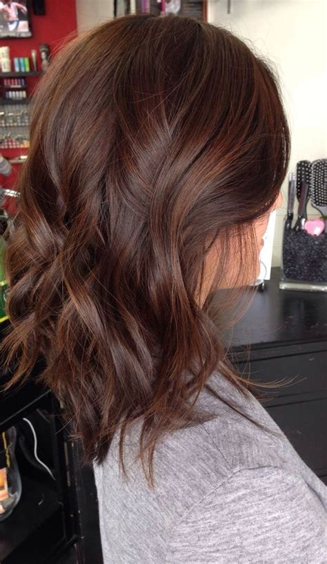 Rich Brown Hair With Caramel Highlights by 30 And Rich Brown Hair Ideas Styleoholic