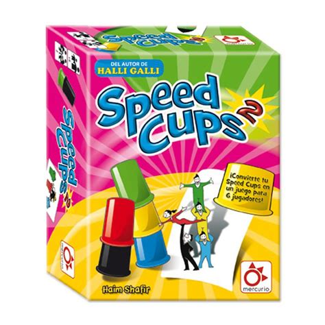 Speed Cups speed cups 2 or extension for 5th and 6th player for speed