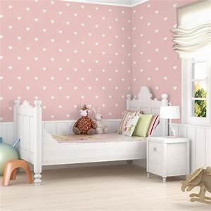 kinderzimmer tapeten vliestapeten premium noyk59 With balkon teppich mit tapeten rosa