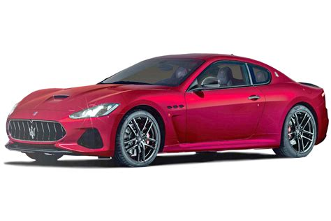 Maserati Granturismo Coupe Review