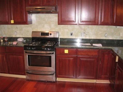 black kitchen island with granite top kitchen captivating design of cherry cabinets bring well