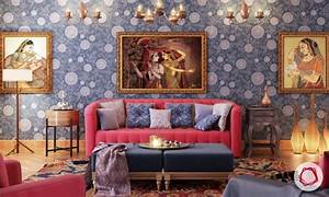 8 essential elements of traditional indian interior design for Interior design online shopping india