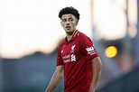 Who is Curtis Jones, how old is he and when did he join Liverpool?