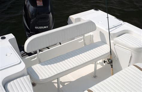 Boat Aft Bench Seat by Research 2009 Sea Fox 197 Center Console Pro On Iboats